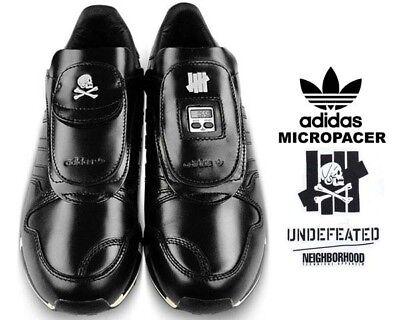 adidas originals Micropacer. UNDFTxNBHD M22693 UK9.5 HYKE STAR EQT ZX AVD NMD og