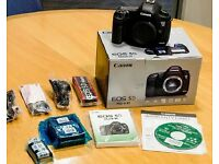 Canon 5D Mark III - As New + EXTRAS