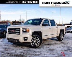 2015 GMC Sierra 1500 SLT ALL TERRAIN CREW BOSE LEATHER LOW KM !!