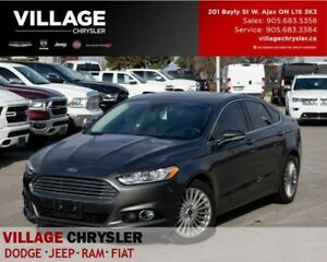 2016 Ford Fusion Titanium|AWD|Sunroof|Nav|Leather|Rmote