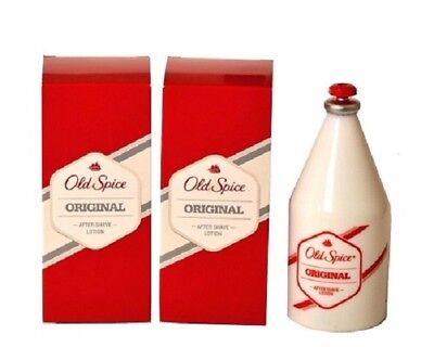 Old Spice Lotion ( Old Spice ORIGINAL  After Shave Lotion 2 x 150 ml)