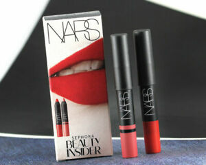 Sephora NARS Packof 2 Lipsticks gift set - NEW
