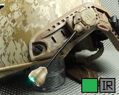 Night Evolution MPLS 2 Modular Personal Lighting System Helmet LED  TAN (GRN IR)