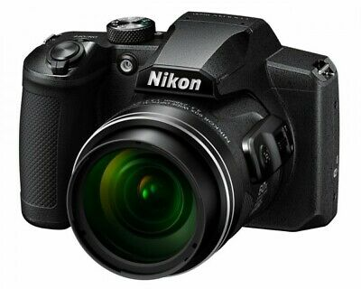 Bridgekamera Nikon COOLPIX B600 16.0MP, 60x Zoom Schwarz NEUWARE (Bridge-kamera Nikon)