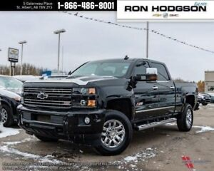 2018 Chevrolet Silverado 3500HD LTZ MIDNIGHT LOADED DURA!! BEAUT