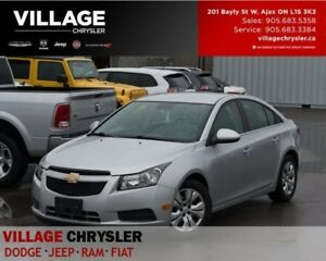 2014 Chevrolet Cruze 1LT|Bluetooth|Auto|Accident Free