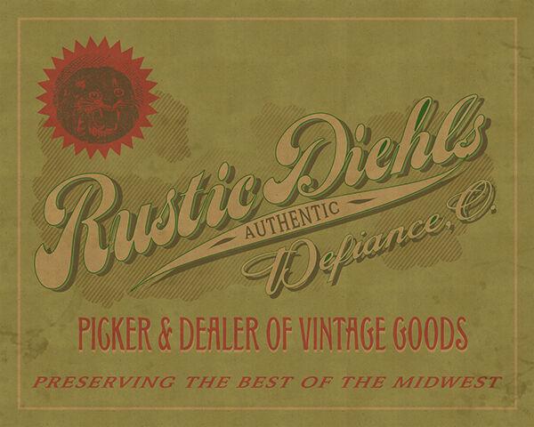Rustic Diehl's
