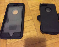 Iphone 6+ and iphone 5 Otter box