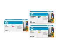 HP Color LaserJet Q6001A-Q6002A-Q6003A laser toners
