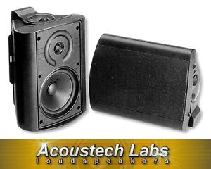 Outdoor Speakers ~ Acoustech Labs
