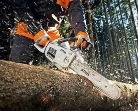 Chainsaw operator!!!