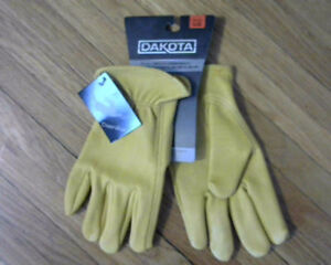 Dakota Deerskin Work Gloves[new]