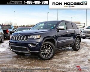 2017 Jeep Grand Cherokee Limited LEATHER LOADED WITH SUNROOF