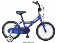 "FREE Bell with (2570) 16"" GIANT ANIMATOR Boys Girls Kids BIKE BICYCLE; Age: 5-7; Height: 105-120 cm"