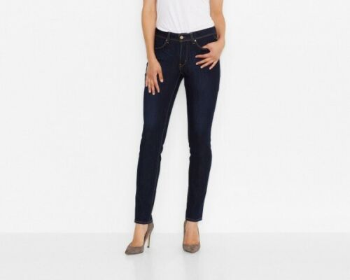 Levi's jean skinny bold curve indigo 29 x 34