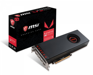 MSI Radeon RX Vega 64 8GB + Free Water block (Brand new card!)