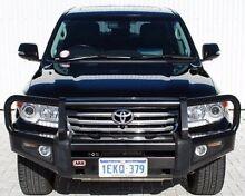2013 Toyota Landcruiser  Black Sports Automatic Wagon Embleton Bayswater Area Preview