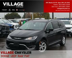 2018 Chrysler Pacifica Touring-L Plus|CarPlay|DVD|Safe Tech|Sunr