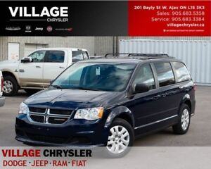 2014 Dodge Grand Caravan SXT|Bluetooth|Power Window Grp