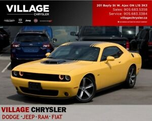 2017 Dodge Challenger R/T Shaker|Super Track|Nav|Remote|Blind Sp