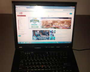 Refurbished Business Lenovo ThinkPad T510 i5 Dual Core $350.00