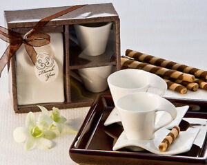 Espresso gift set (6 new sets available)