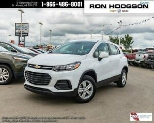 2018 Chevrolet Trax LS AWD LOW KM