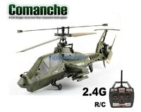RC RTF 2.4G 4CH Single Blade Co-comache Helicopter BRAND NEW