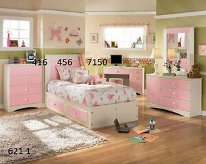 6PC  BRAND  NEW  KIDS  BEDROOM  SET  ON  SPECIAL  SALE ****
