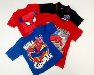 (2) T-shirts and polos for boys
