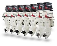 OUTRAGEOUS OUTBOARD SPRING CLEARANCE! EVINRUDE 3HP-135HP! Timmins Ontario Preview
