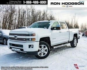 2018 Chevrolet Silverado 2500HD LTZ GAS HTD WHEEL ROOF NAV A/C S