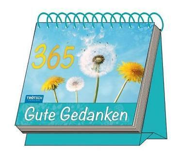 """Aufstellkalender """"365 Gedanken für Dich"""""""