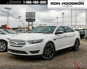 2017 Ford Taurus Limited NAV ROOF AWD!! LOW KM!!