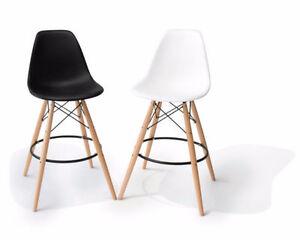 $129   Eames Style Eiffel Bar Stool Counter Barstool Mid-Century