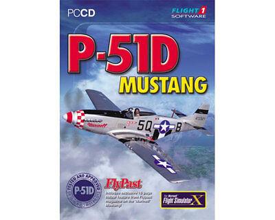 Ms Flight Simulator P-51d Mustang Expansion Pc Cd