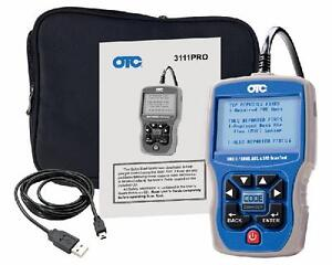 OBDII, CAN & ABS & AIRBAG Scan Tool Pro by OTC