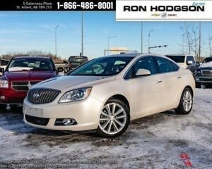 2014 Buick Verano LTHR ROOF NAV HTD WHEEL/SEATS RMT START WHITE