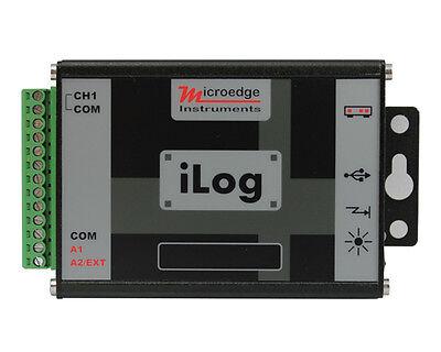 Voltage Temperature Data Logger Software