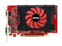MSI Radeon R6670 ***COLLECTION ONLY***