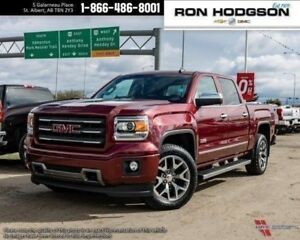 2015 GMC Sierra 1500 SLT ALL-TERRAIN 6.2L Z71 CREW LOW KM!!
