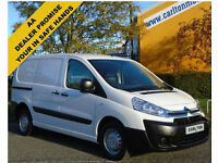 2013/ 13 Citroen Dispatch 1.6Hdi 1000 L1H1 Enterprise Low mileage A/Con Twin SLD