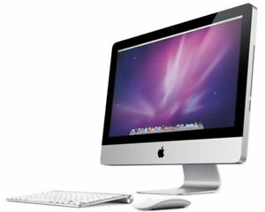 """""SALE ON""APPLE IMAC 20"" ""APPLE IMAC 20"" -Intel core 2 Duo Proce"