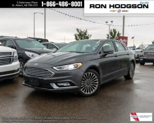 2017 Ford Fusion AWD LEATHER ROOF NAV