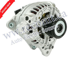 Brand New - Audi/Volkswagen alternator