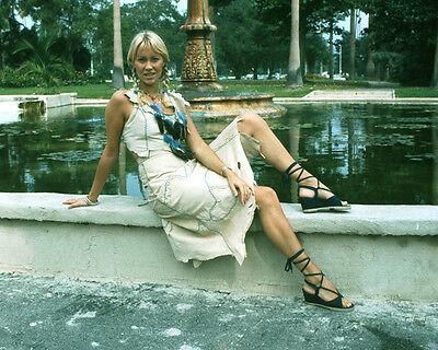 Agnetha Fältskog UNSIGNED photo - E1518 - Former member of Abba