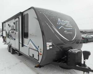 2017 APEX 245 BHS - LIGHT WEIGHT DOUBLE BUNKS