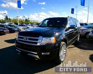2017 Ford Expedition Max 4x4 4dr Platinum