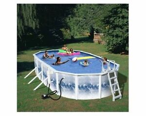 "BNIB Splash Pools YO 241248BL-PKG 24'X12'X48"" Family Pool PKG"