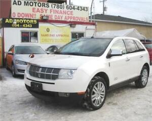 """NO ACCiDENT"" 2009 LINCOLN MKX LIMITED EDITION AWD LEATHER SROO"